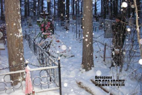 Плату за место на престижном екатеринбургском кладбище его смотритель определял по цифрам на дорожных знаках