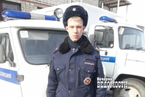 Уральский полицейский в свой выходной поймал грабительницу-наркоманку