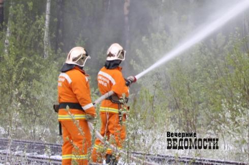Под Екатеринбургом в садовом домике сгорел младенец