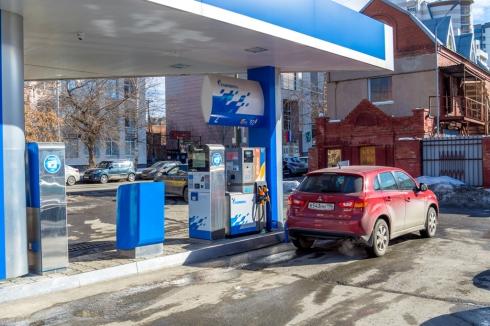 В Челябинской области растет число «экспресс-заправок»