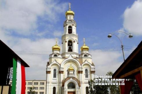 В Екатеринбурге остановку переименуют в честь храма, чтобы паломники не заблудились