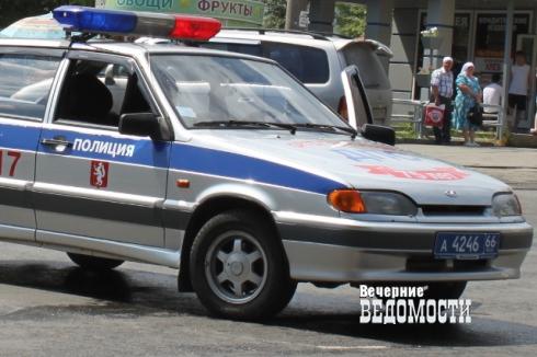 В Екатеринбурге слепой прозрел, прыгнул за руль и удрал с ворованными продуктами