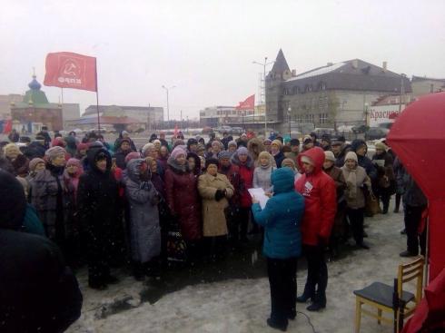 Свердловскими коммунистами «кукловодят» в Камышлове