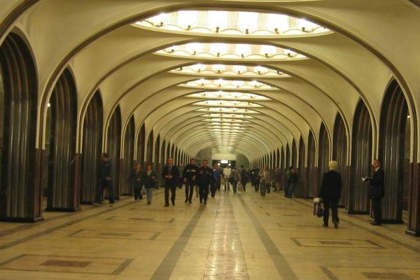 Ространснадзор с3апреля проводит проверку метро Петербурга