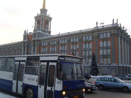 ВЕкатеринбурге отменят 15 маршрутов публичного транспорта