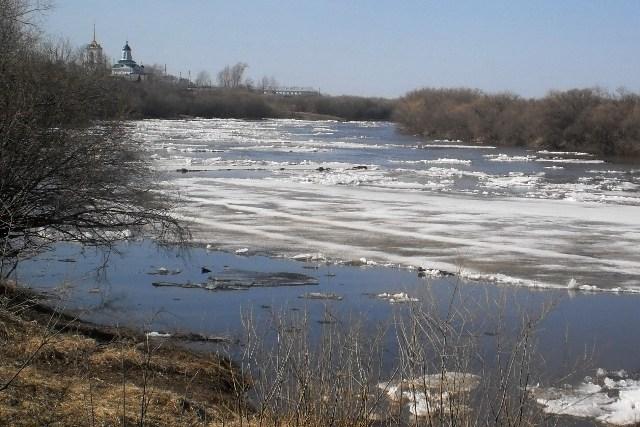 Восемь мостов вСвердловской области были подтоплены из-за паводка