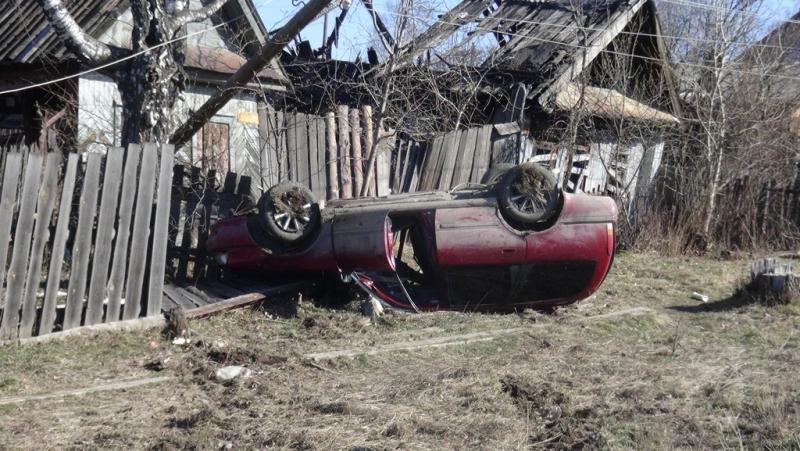 ВСосьве шофёр с34-летним стажем поплатился жизнью запьяную езду
