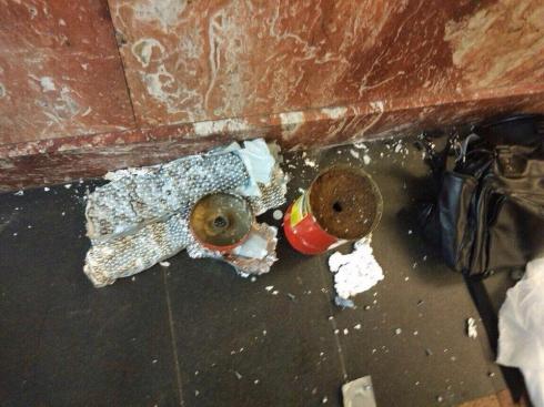 Взрывы в метро Санкт-Петербурга: есть жертвы