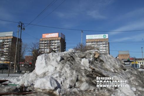 В апреле на Урале зима еще поборется с весной