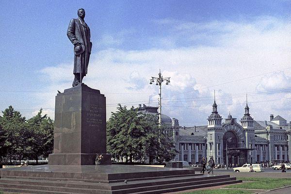 В столице наТверскую Заставу возвратят монумент Горькому