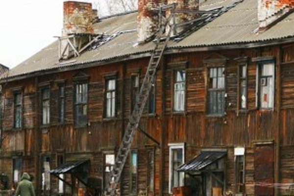 Путин потребовал откабмина создать механизмы расселения аварийного жилья