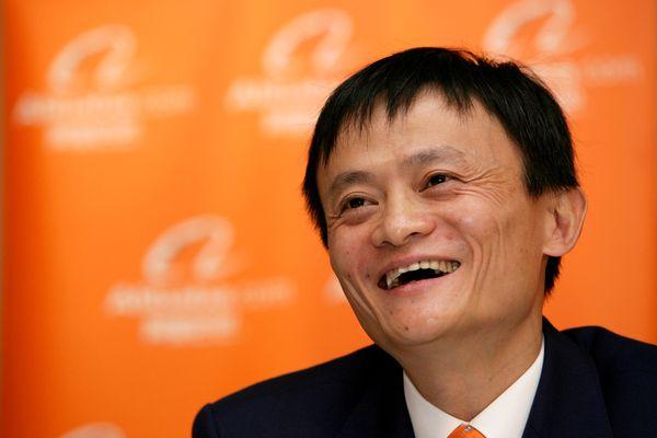 Основатель компании Alibaba Group Джек Мастал богатейшим человеком Китая