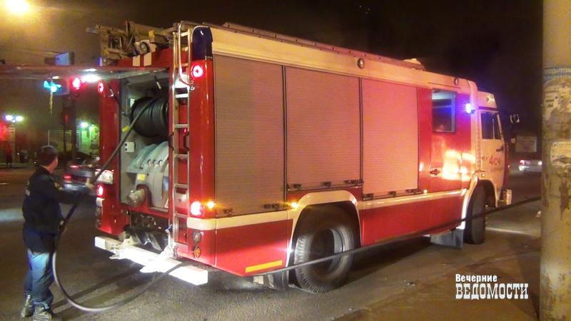 Три человека стали жертвами пожара вСвердловской области