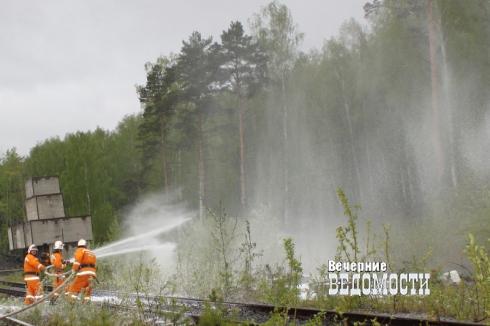 На Урал стягивают авиатехнику для борьбы с лесными пожарами