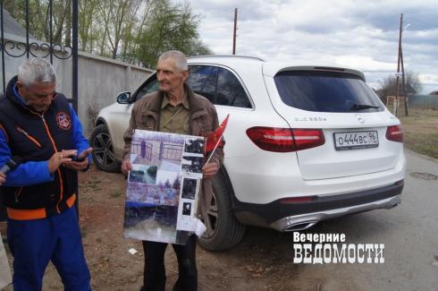 Шесть дней без еды. Пенсионер на Урале голодает, пытаясь достучаться до властей