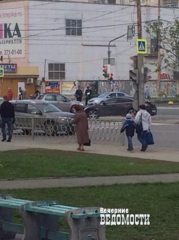 Полицейские проигнорировали грабеж в екатеринбургской маршрутке
