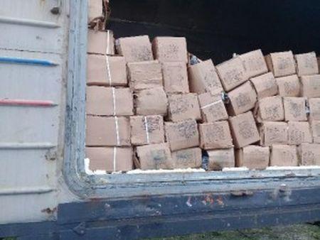 ФСБ задержала 53 тонны рискованных продуктов вЕкатеринбурге