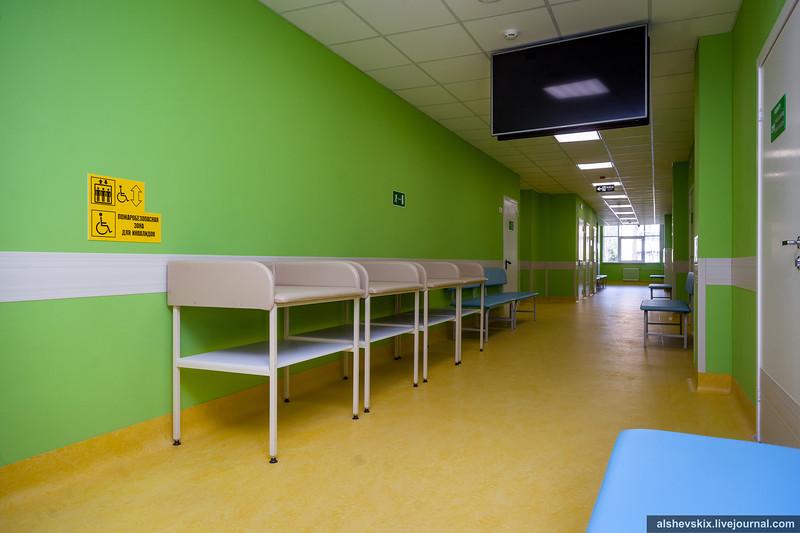 Детская областная больница г тверь ул рыбацкая