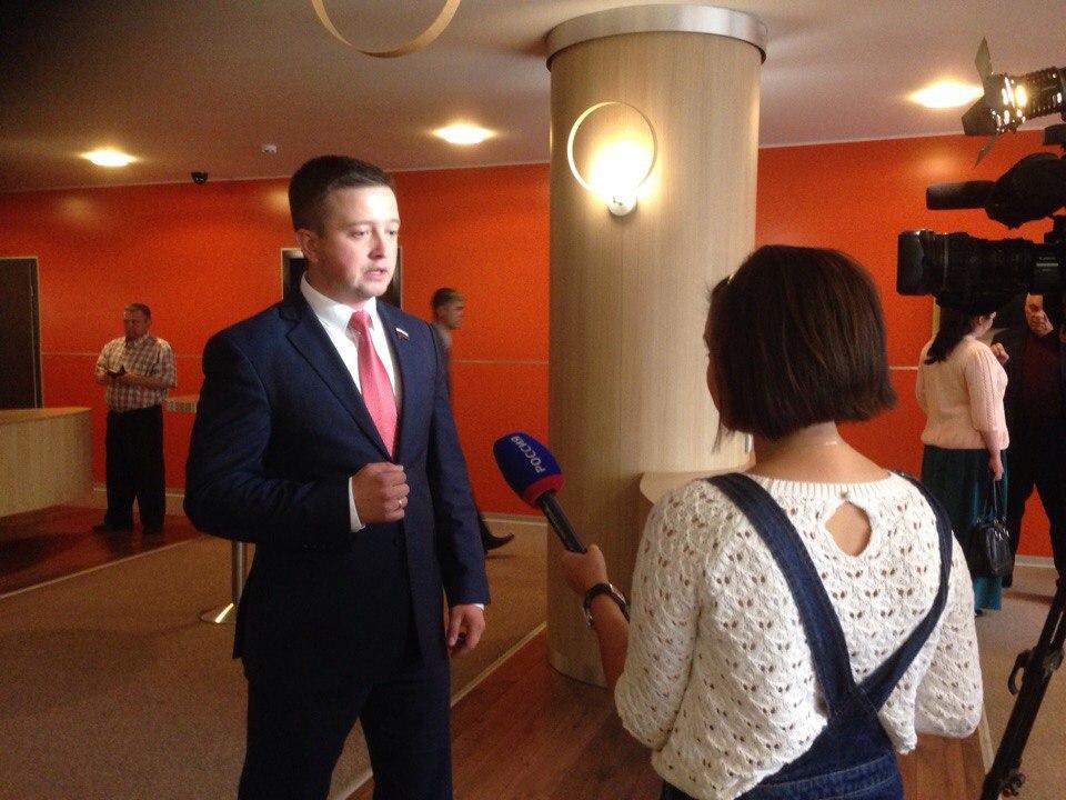 Кандидатом всвердловские губернаторы отКПРФ выдвинут банкир Алексей Парфёнов