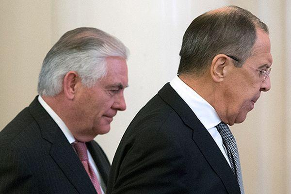 Лавров обсудил сТиллерсоном российско-американскую повестку дня