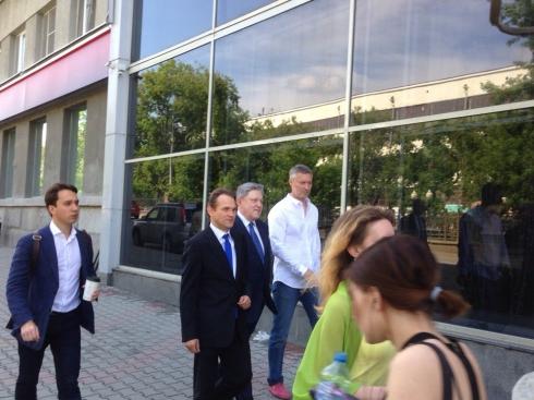 Главу Екатеринбурга выдвинет в губернаторы федеральное бюро «Яблока» в Москве