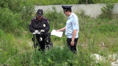 Грабители екатеринбургского банка приехали на велосипедах