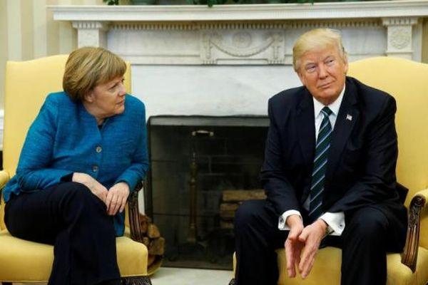 Трамп иМеркель встретятся досаммита G20