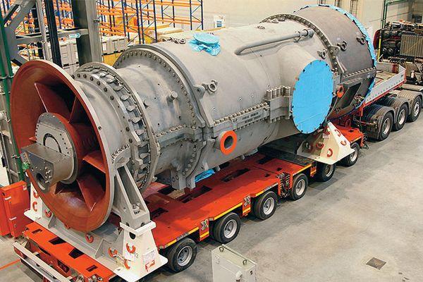 РФ ввезла вКрым электротурбины Siemens, невзирая насанкции