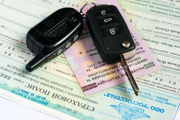 В РФ вступил в силу новый порядок регистрации автомобилей