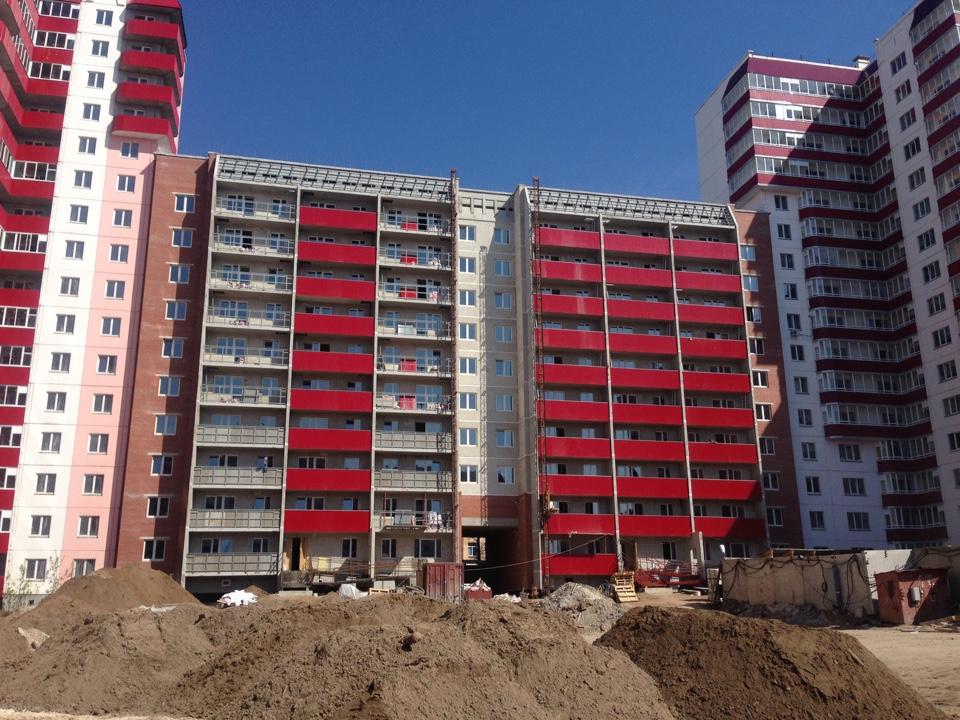 ВПерми долгострой наулице Щербакова признали приемлемым для жилья