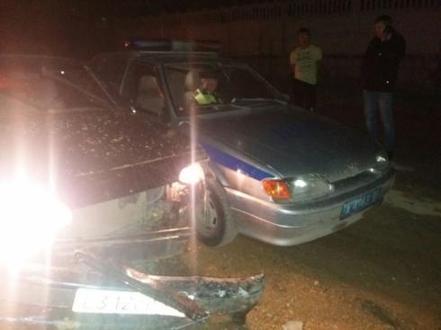 На Урале пьяного лихача остановила лишь пуля в колесе