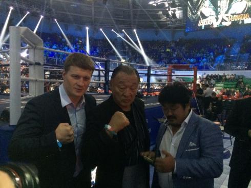 В Екатеринбурге проходит матчевая встреча Россия – Япония