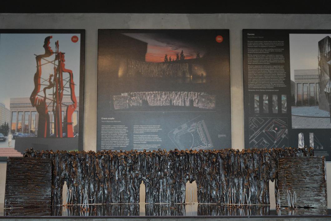 В столицу везут камни изгулаговских лагерей совсей страны