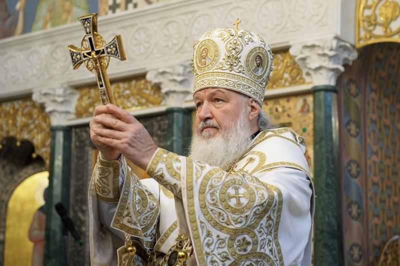 Патриарх Кирилл приедет вКурганскую область сдвухдневным визитом