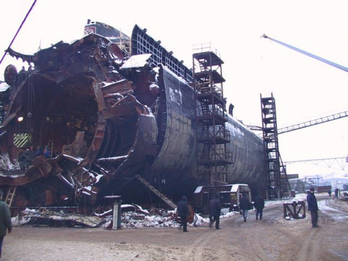 17 лет спустя: хроника гибели атомной подводной лодки «Курск»