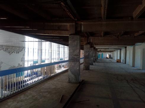 Первый этап реконструкции курганского аэропорта завершится в сентябре