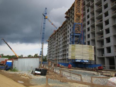 «Карапетян-сити»: ревизоры раскритиковали стройплощадку жилого комплекса в Верхней Пышме