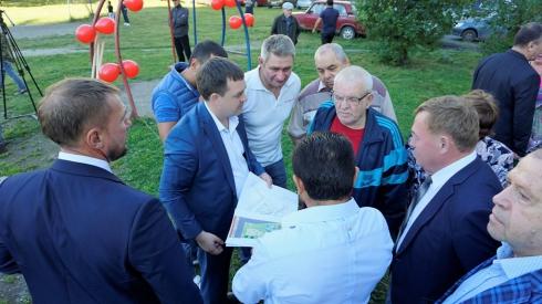 В Екатеринбурге стартовала федеральная программа «Формирование комфортной городской среды»