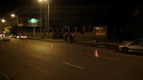 Четверо человек госпитализировано в результате ДТП на улице Серафимы Дерябиной