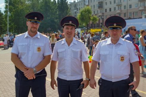 Обошлось без грубых нарушений: полиция Екатеринбурга обеспечила безопасность Дня города