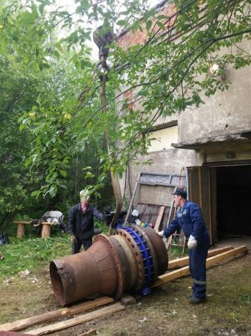 В Нижнем Тагиле после плановой остановки запустили Верхне-Выйский гидроузел