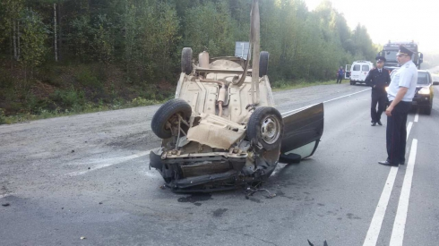 Четверо человек пострадали в ДТП на Урале. ГИБДД проводит проверку