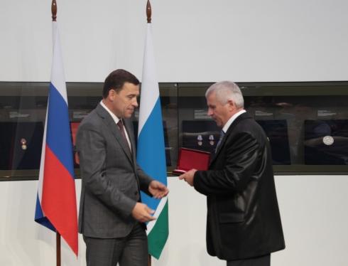 Металлурги ЕВРАЗ НТМК получили государственные награды