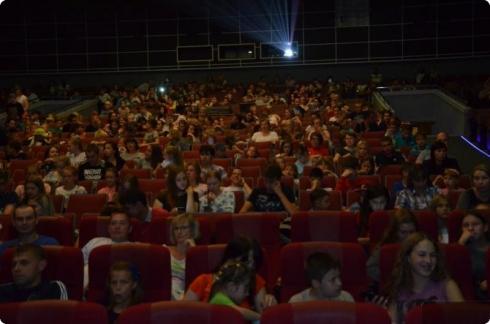 В Свердловской области «Ночь кино» посетили более 28 тысяч человек