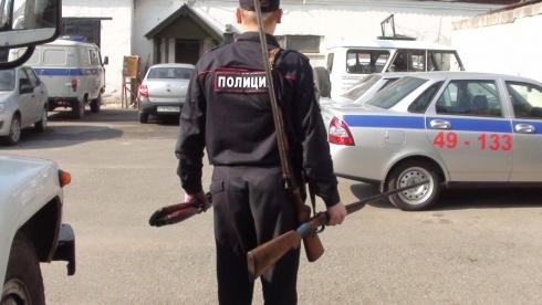 У свердловчан изъяли оружие и боеприпасы