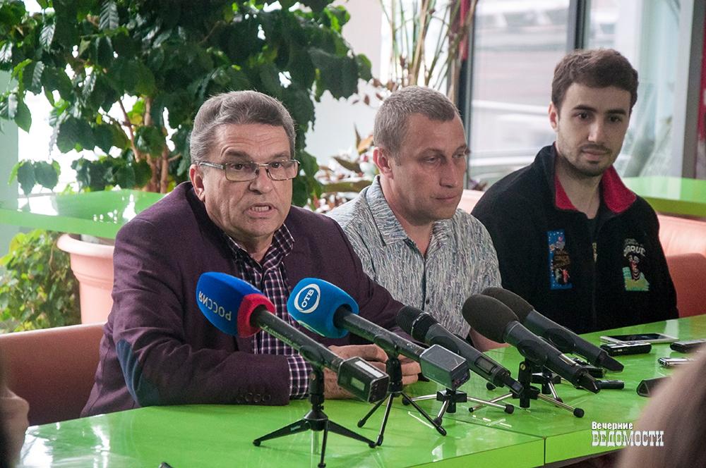 Анатолий Марчевский: «Имидж клоуна — это имидж цирка»