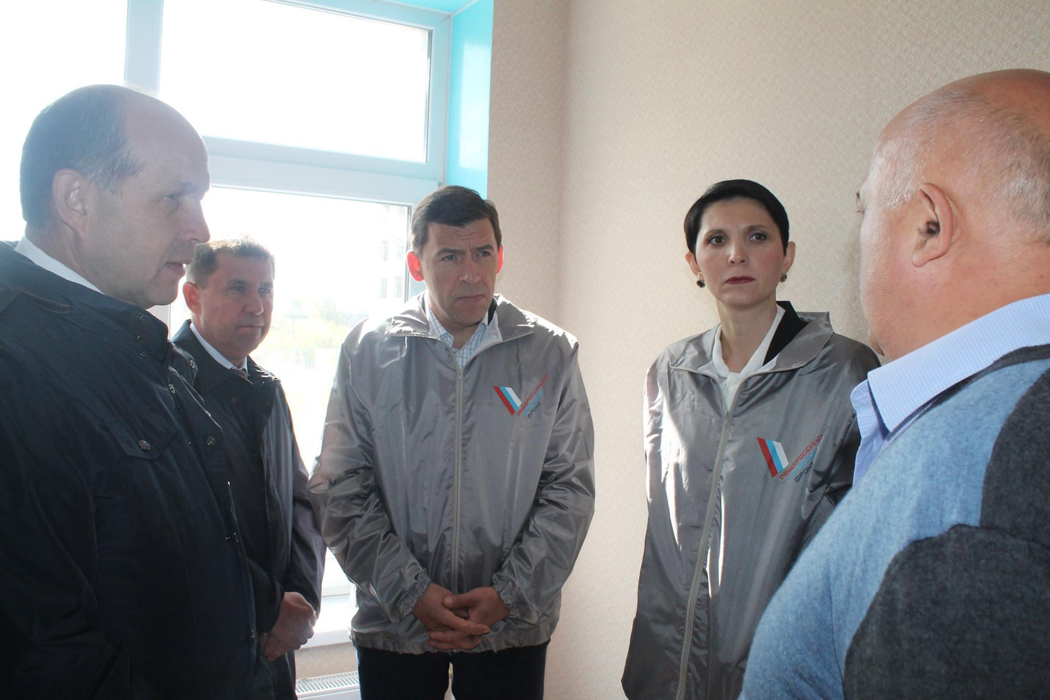 ВСвердловской области построят школы с употреблением устройств государственно-частного партнерства