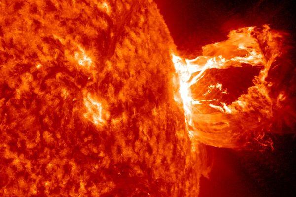 Глава Минздрава РФ заявила что вспышки на Солнце существенно не повлияли на здоровье россиян