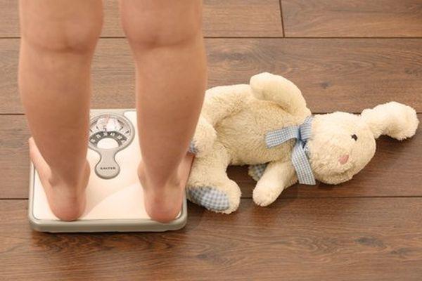 В России за последние двадцать лет удвоилось количество детей страдающих ожирением