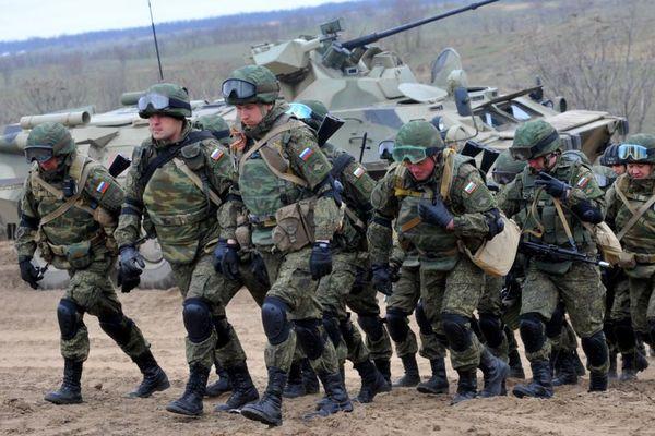 ВУкраине запретили снимать технику вовремя учений